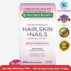 Hair Skin And Nails Natures Bounty