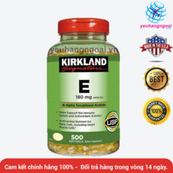 Kirkland Signature Vitamin E