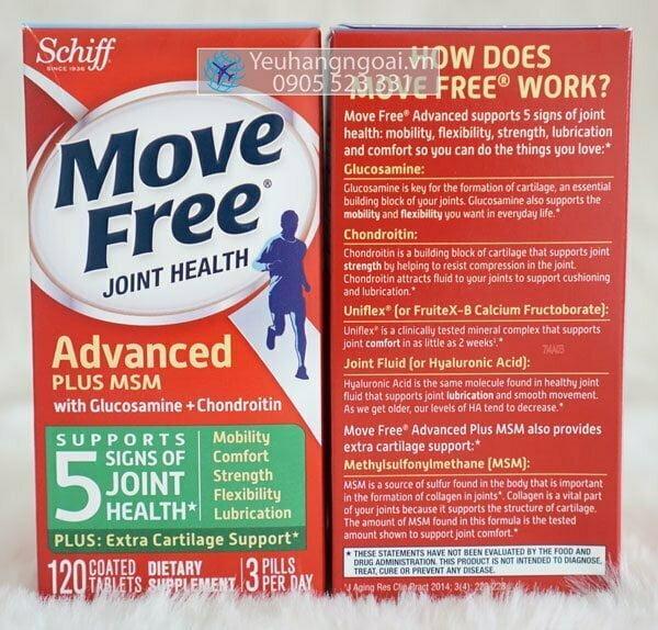 Move Free 120v