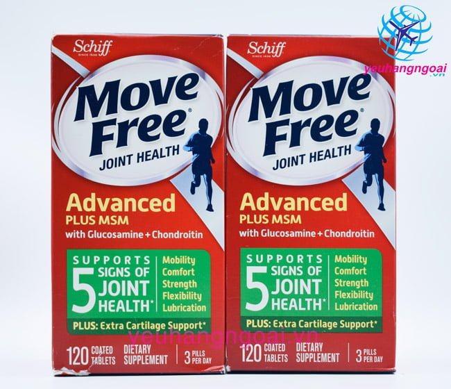Thuốc Bổ Khớp Cao Cấp Move Free 120v