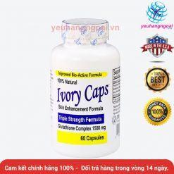 Viên Uống Trắng Da Ivory Caps 60v
