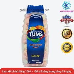Tums Extra Strength 750 Usa 330 Vien