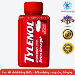 Tylenol Extra Strength With Acetaminophen 325
