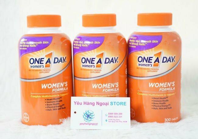 MILTIVITAMINE ONE A DAY WOMEN'S HEALTH FORMULA