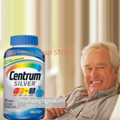 Vitamin Centrum Silver Mens 50