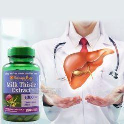 milk-thistle-Extract-1000mg- 180 vien
