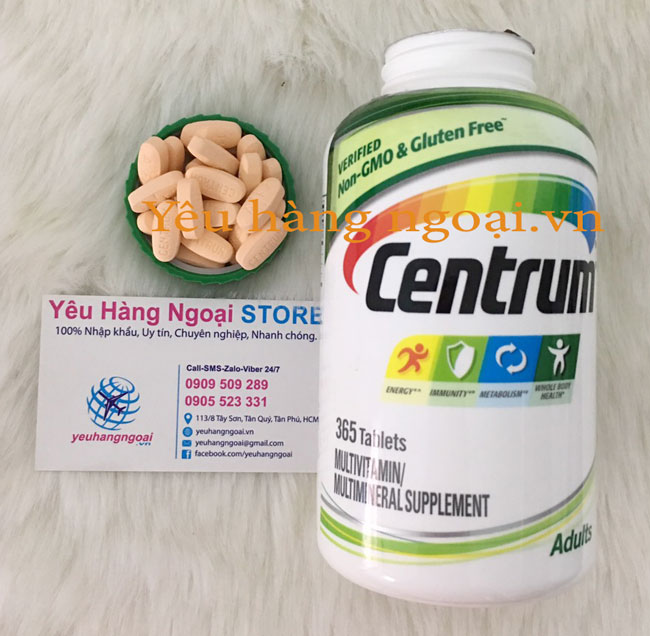 Centrum Adults 365v