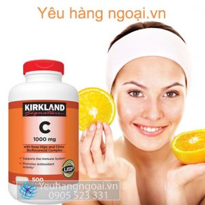 Vitamin C KIRKLAND Signature Vitamin C 1000mg