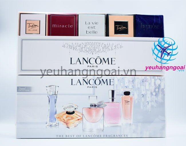 Hình LancÔme Paris Của Pháp (mẫu Mới) Eau De Parfum