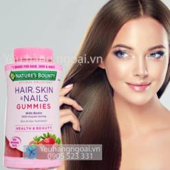 Kẹo Dẻo Hair Skin Nail 230 Viên