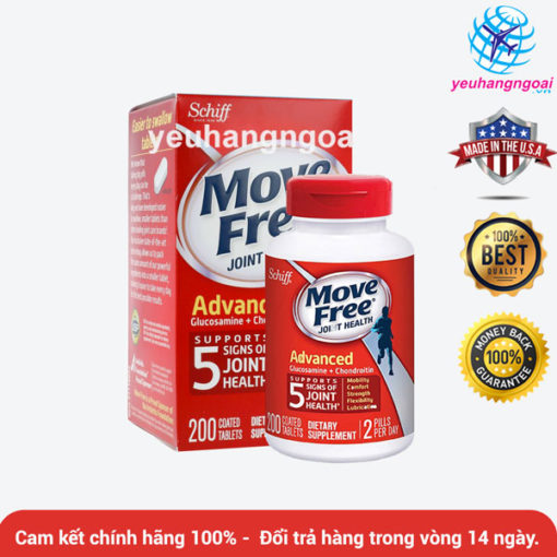 Move Free Total Joint Health