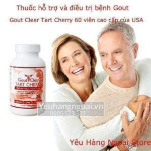 Thuốc-hỗ-trợ-và-điều-trị-bệnh-Gout-Clear-Tart-Cherry-60-viên-cao-cấp-của-USA