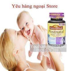 Postnatal Multi DHA-
