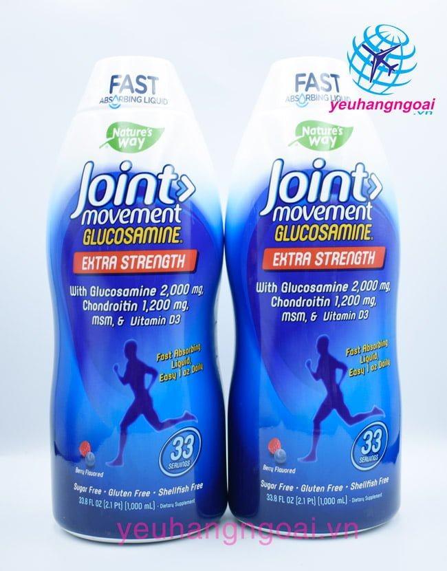 Hình Thật Thuốc Bổ Khớp Joint Movement Glucosamin 1000ml