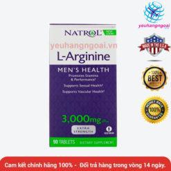 Natrol L Arginine