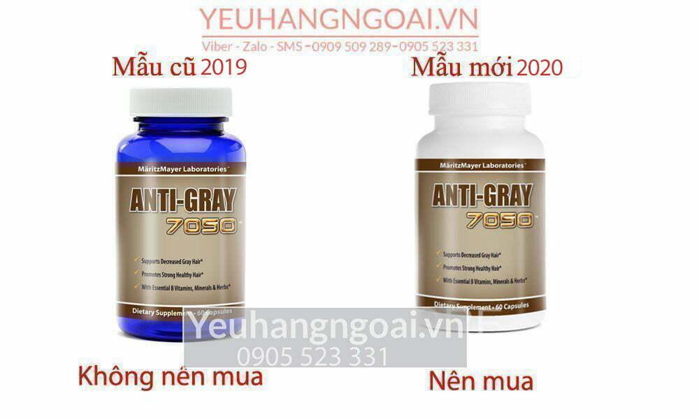 Mau Moi Anti Gray