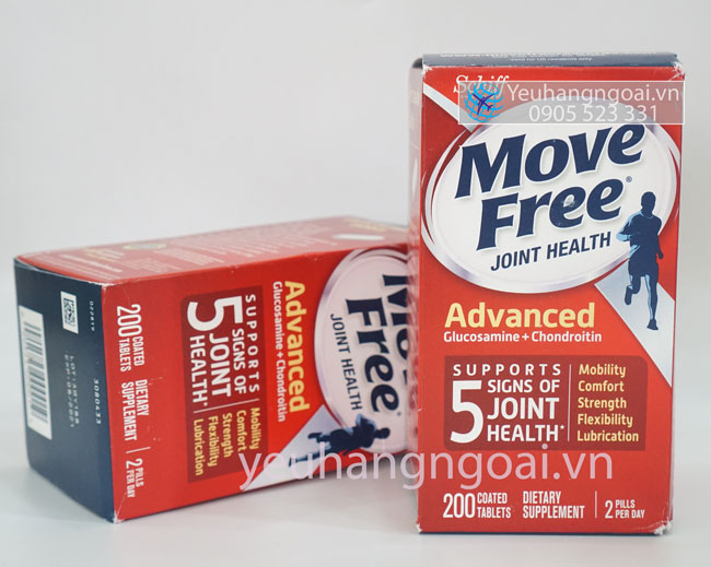 Bổ Khớp Move Free Total Joint Health
