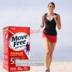Move Free Total Joint Health 200 viên (mẫu mới 2017)