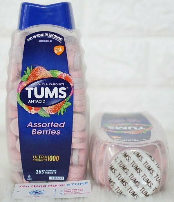 Tums Ultra Strength 1000tại Shop.