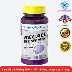 Recall Elements 500mg