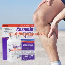 Viên Uống Bồi Bổ Sụn Khớp Tái Tạo Khớp Cosamin Ds 230 Viên Của Mỹ (cao Cấp)