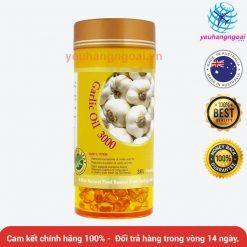 Garlic Oil 3000mg 365cap