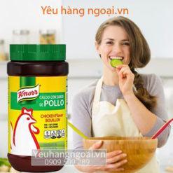 Bột Nem Knorr Kitchen Flavor Bouillon 1kg Nhập Từ Mỹ