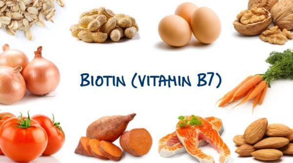 Công Dụng Vitamin B7