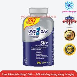 One A Day Men 50+ Mau Moi