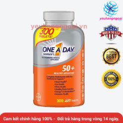 One A Day Woemn 50+