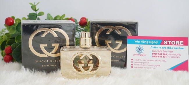 Nước Hoa Nữ Gucci Guilty 50ml