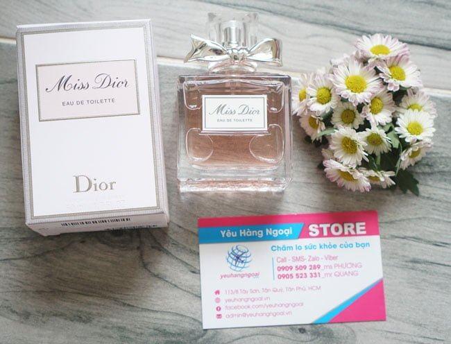 Nước Hoa Nữ Miss Dior Blooming Bouquet