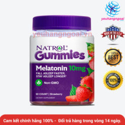Gummies Melatonin