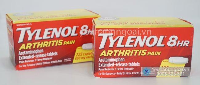 Tylenol 8hr Arthritis Pain