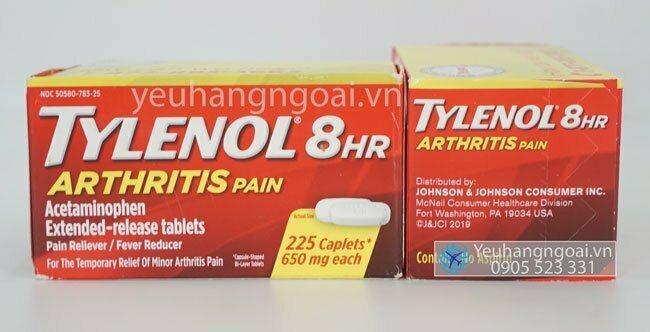 Tylenol 8hr