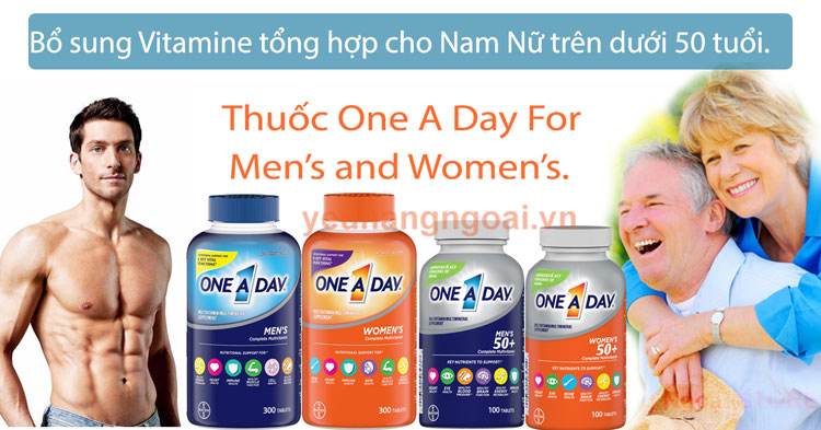 One A Day Mẫu Mới