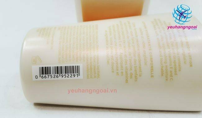 Mã Vạch Sữa Dưỡng Thể Victoria' Secret Amber Romance 250ml Của Mỹ