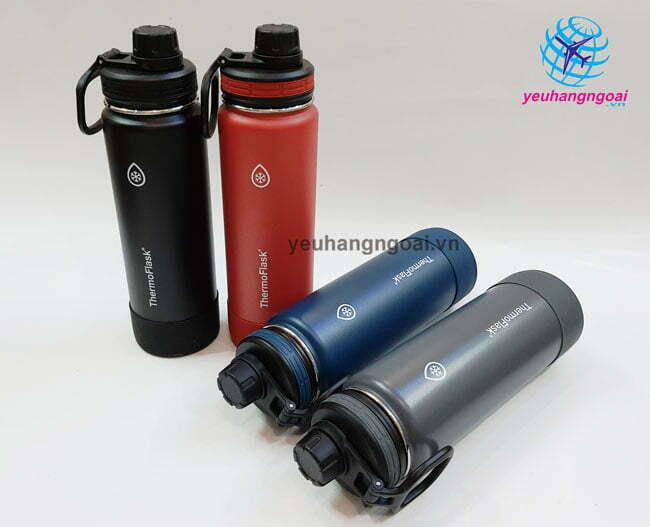 Hình Thật Bình Giữ Nhiệt Thermoflask 710ML Usa.