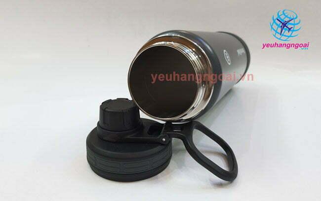 Hình Thật Bên Trong Bình Giữ Nhiệt Thermoflask 710ML Usa.