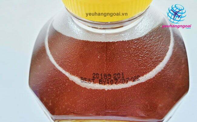 Hình Hạn Sử Dụng Honey