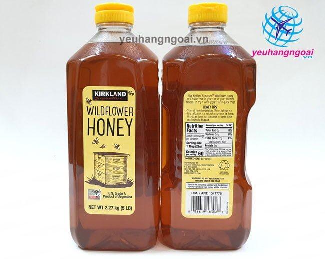 Mặt Trước Sau Honey