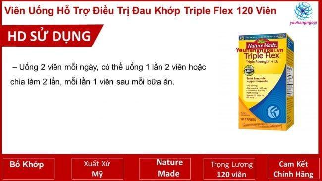 Hd Sử Dụng Triple 120 Viên
