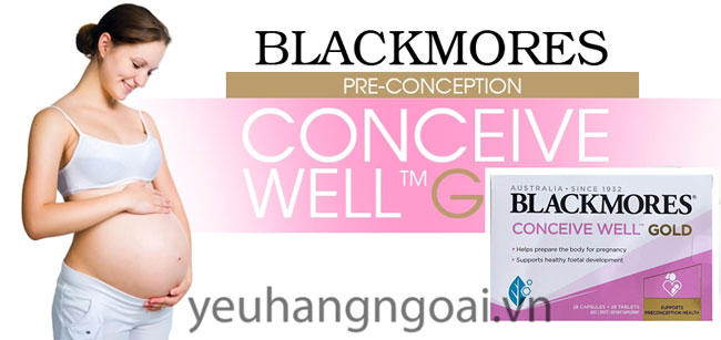 Blackmores Conceive Well Gold Banner 1